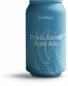 b.effect Press Send Pale Ale NZ Craft Beer