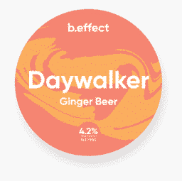 .effect Daywalker alcoholic Ginger Beer made in Wanaka, NZ