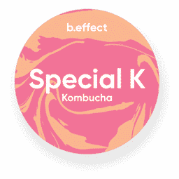 b.effect Kombucha made in NZ